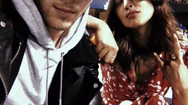 Nick Jonas e Priyanka Chopra encontraram-se pela primeira vez há 2 anos