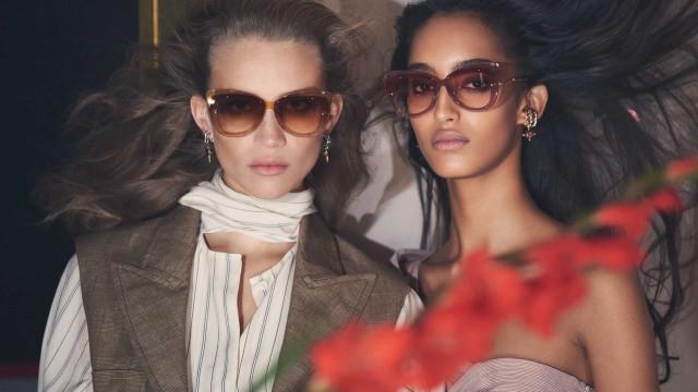 Dree e Carlina Halo são os novos óculos de sol sensação da Chloé