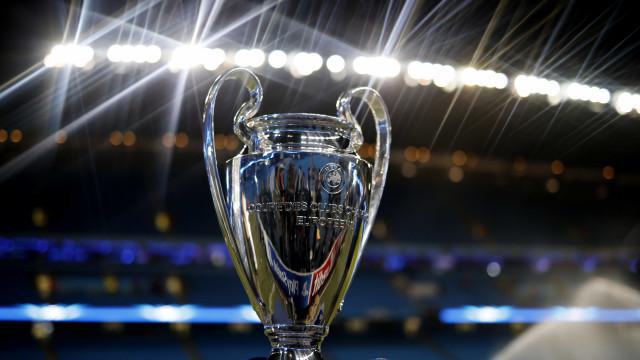 UEFA quer Liga dos Campeões decidida a 'final 8' entre Luz e Alvalade