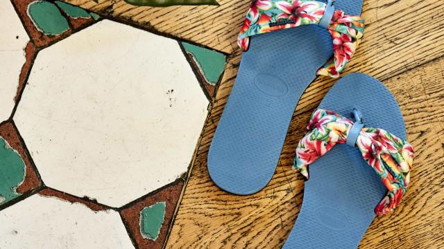 'Oh là là': Aproveite o verão com Havaianas Slides & You St. Tropez