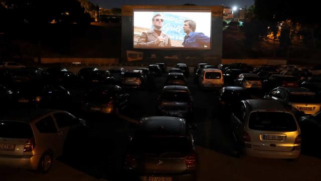 Ver filmes sem sair do carro. É assim no Drive In da Comic Con Portugal