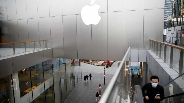 O iCloud da Apple está com problemas