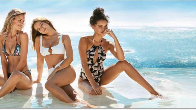 A Calzedonia tem os biquínis e fatos de banho mais bonitos para o verão