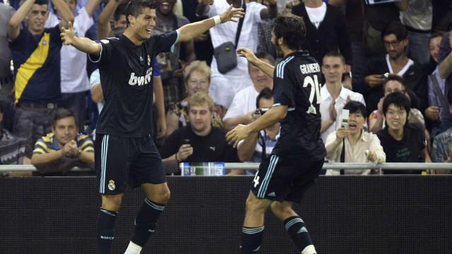 """Ex-Real Madrid garante: """"Só posso comparar CR7 a dois jogadores"""""""