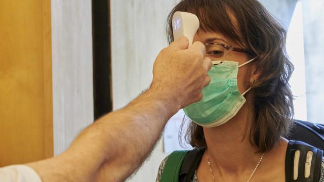 Covid-19. Portugal com mais 331 infeções e 8 mortes em 24 horas