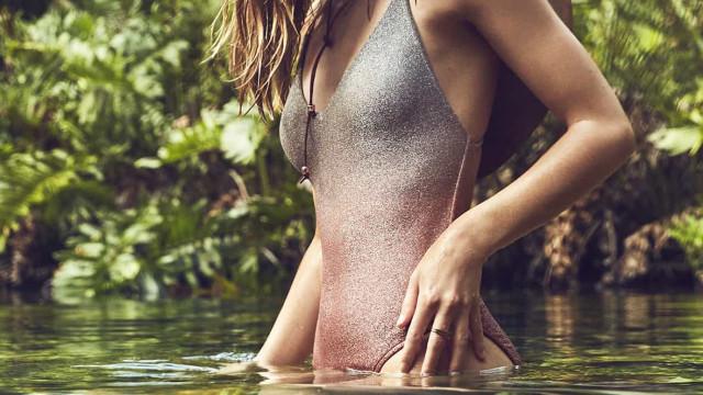 Fatos de banho brilhantes com dupla função. A sugestão da Women'secret