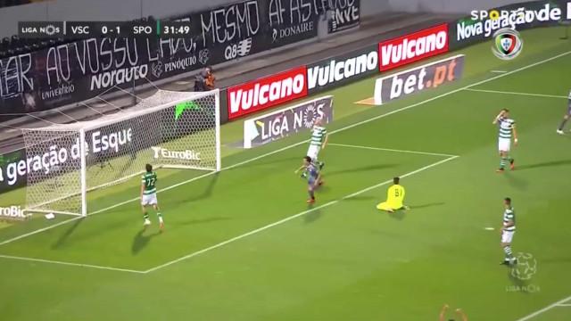 Max também mete a 'pata na poça' e Vitória SC anula vantagem leonina