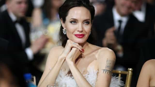 Angelina Jolie está de parabéns. Atriz completa 45 anos