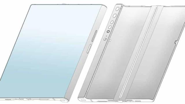 Xiaomi inspira-se na Huawei para smartphone dobrável?