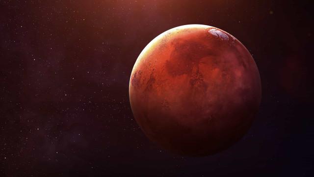 Marte tinha anéis como Saturno, dizem investigadores