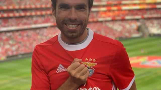 Ricardo Martins Pereira assume-se como candidato à presidência do Benfica