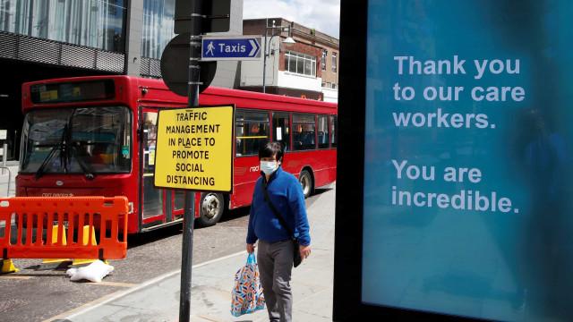 AO MINUTO: Empresas satisfeitas com apoios. Reino Unido: Mais 204 óbitos