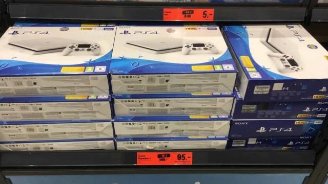 PS4 a 95 euros? Aconteceu em França e ia correndo mal