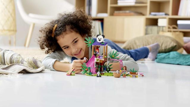 Grupo LEGO e National Geographic convidam as crianças a salvar o Planeta