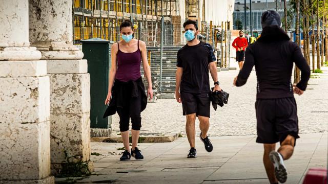 Covid-19: Lisboa e Vale do Tejo com 80% das novas infeções