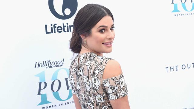 Lea Michele regressa ao Instagram pela primeira vez após polémica