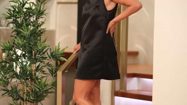 O look de Cristina Ferreira que despertou a atenção de Pedro Teixeira