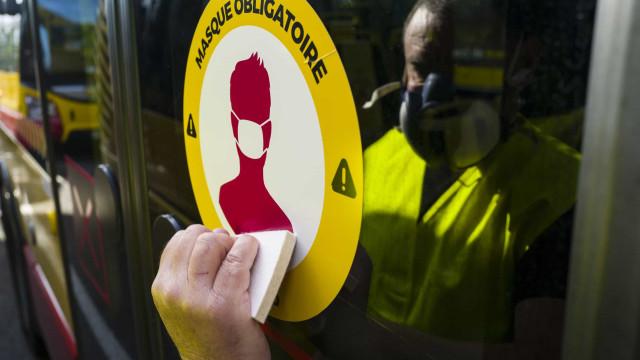 Motorista agredido por causa do uso de máscara. Está em morte cerebral