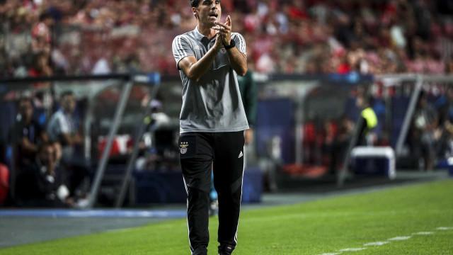 Oficial: Nélson Veríssimo assume comando do Benfica até final da época