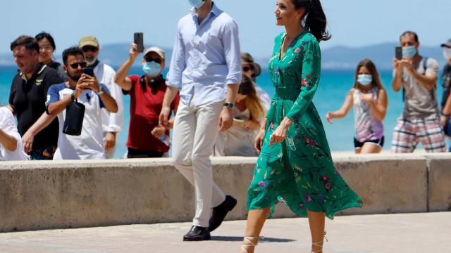 Moda. Eis a nova 'obsessão' da rainha Letizia