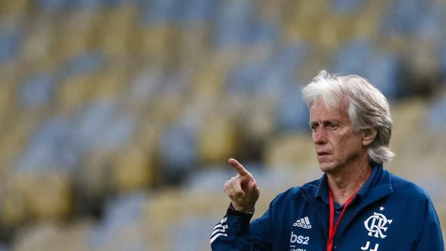 Flamengo, de Jorge Jesus, perde final da Taça Rio nos penáltis