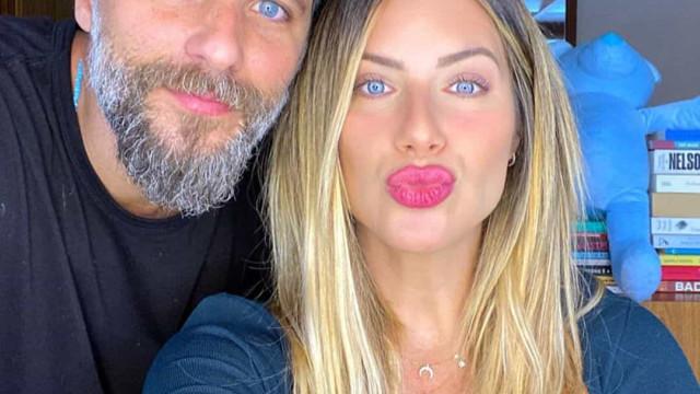 Eis a primeira foto do filho de Giovanna Ewbank e Bruno Gagliasso