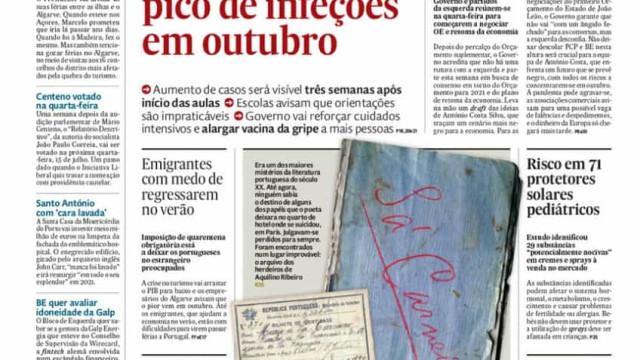 Hoje é notícia: Pico em outubro; Aumentam pedidos de ajuda na SOS Criança