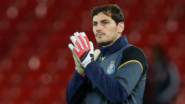 Casillas é a maior 'muralha' do século XXI. Assim se encontra o 'top10'