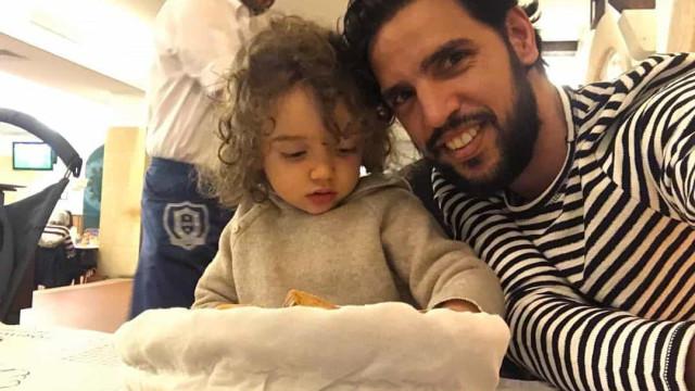 Diogo Clemente fala sobre situação infeliz vivida com o filho