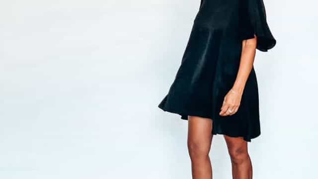 Bárbara Norton de Matos cria vestido único e ideal para todas as mulheres