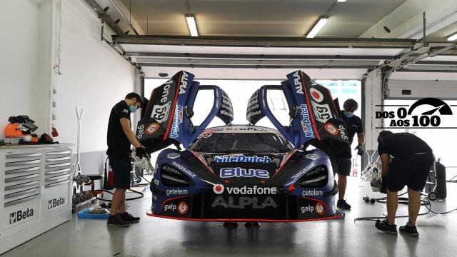 GT Open: O 'backstage' e os pormenores de um dia de testes no Estoril