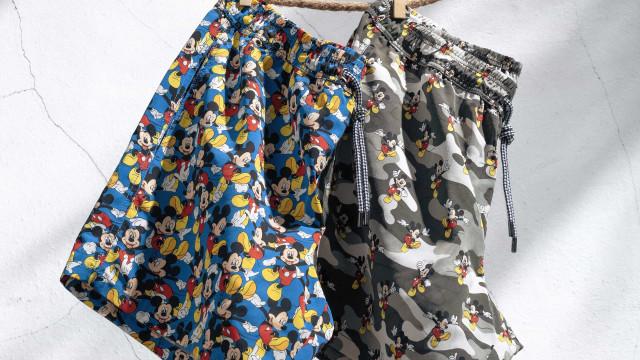 A nova coleção de swimwear da Intimissimi Uomo é inspirada no Rato Mickey