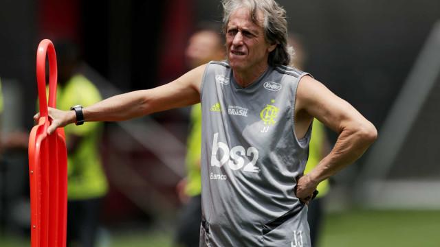 """""""Não há qualquer situação oficial entre o Benfica e Jorge Jesus"""""""
