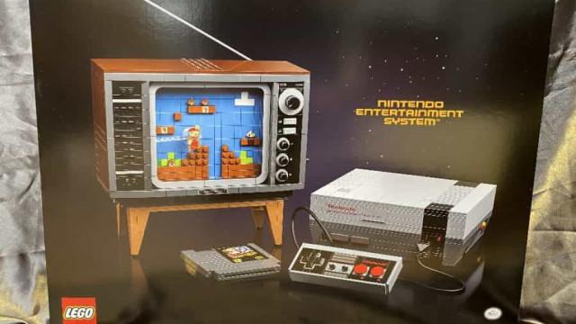 Nintendo prepara versão (muito) especial da sua primeira consola