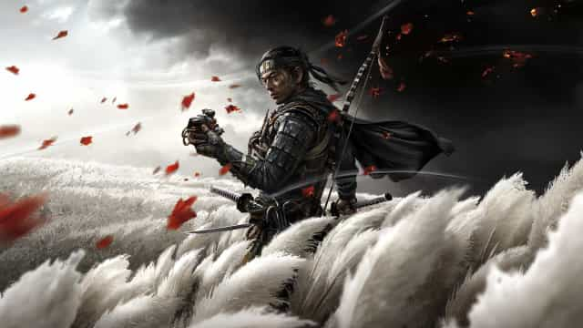 'Ghost of Tsushima'. O 'canto do cisne' da PlayStation 4