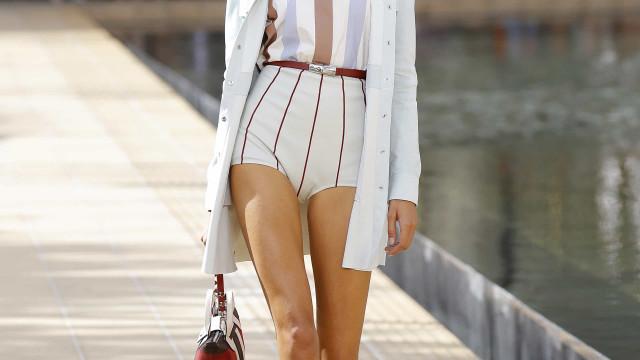A nova coleção da Longchamp é super feminina e sensual. Não perca!