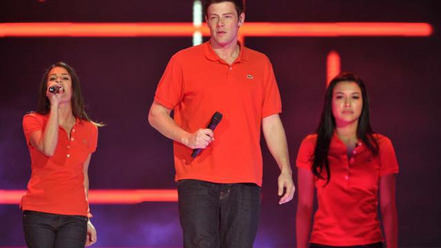Lea Michele reage a morte de Naya Rivera e recorda Cory Monteith
