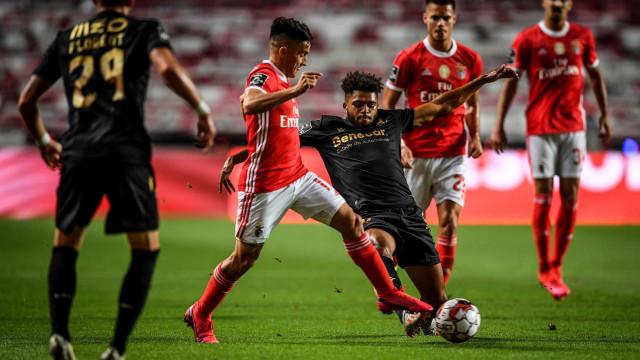 Águia de serviços mínimos adia festa do título do FC Porto