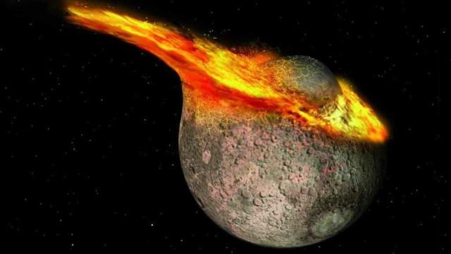 Novo estudo indica que a Lua é muito mais jovem do que pensávamos