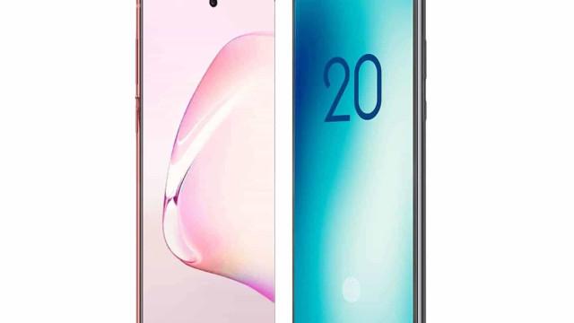 Rumor indica que o Galaxy Note 20 será maior do que o antecessor