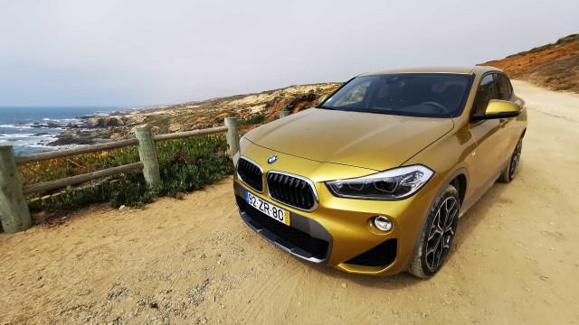 BMW X2. Uma viagem para recordar pela Costa Vicentina