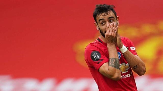 Só um jogador valeu mais pontos por jogo ao United do que Bruno Fernandes