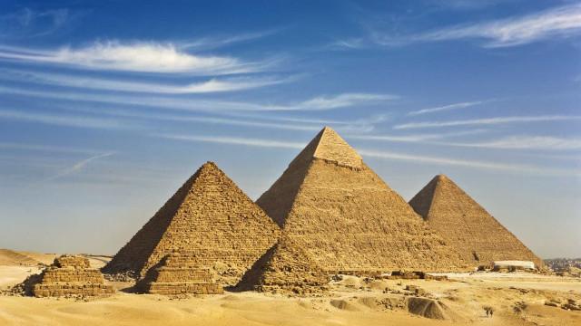 Aliens construíram pirâmides? A mais recente 'polémica' de Elon Musk