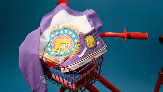 Vans Presta Homenagem à mais popular família americana: Os Simpsons