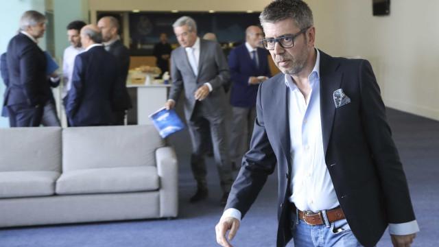 FC Porto reage à apresentação de Jesus e deixa farpa ao Benfica