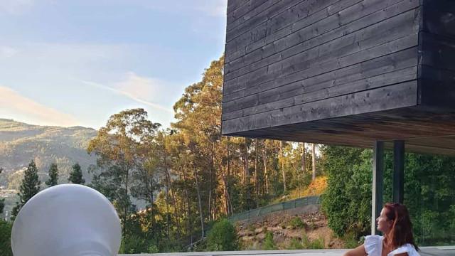 """Cristina Ferreira está numa das """"casas mais extraordinárias do mundo"""""""