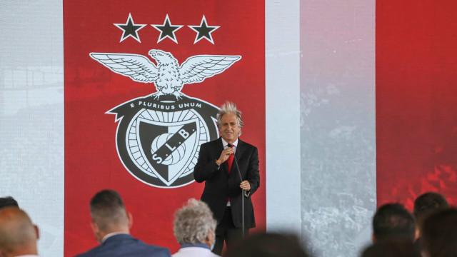 Da Liga à Champions: Os (milionários) prémios do contrato de Jorge Jesus