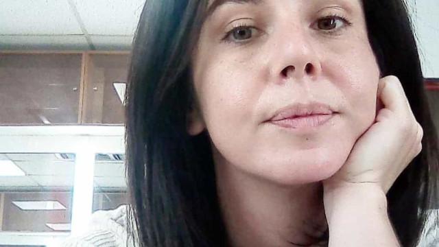 Sara Norte sofre com entorse no tornozelo