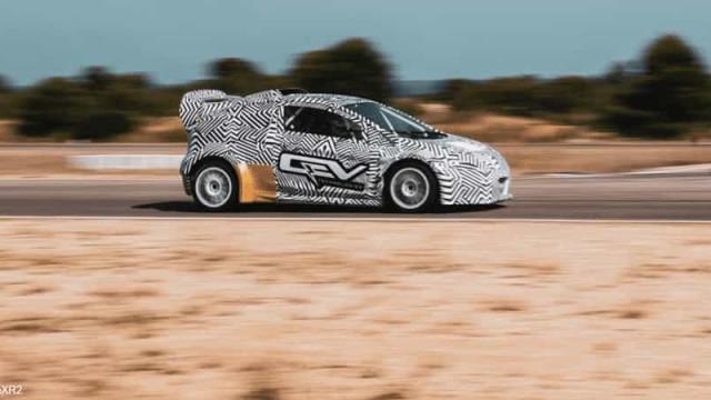 Formula E inspira prova com carros elétricos de rally