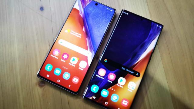 A notícia que esperava. Galaxy Note 20 Ultra e Note 20 já são oficiais